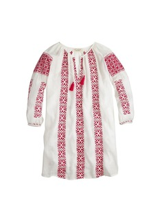 Nili Lotan® embroidered dress