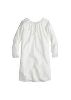 Nili Lotan® for J.Crew eyelet boho dress
