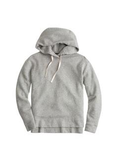 Oversize fleece hoodie