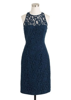 Pamela dress in Leavers lace