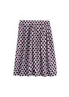 Patio skirt in sunglass print