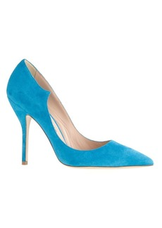 Paul Andrew™ for J.Crew suede pumps