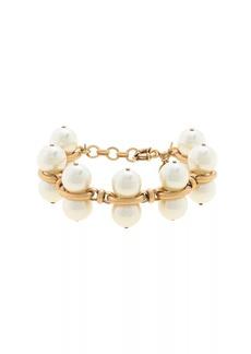 Pearl pairs bracelet