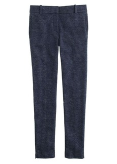 Pinstripe pant in Japanese wool