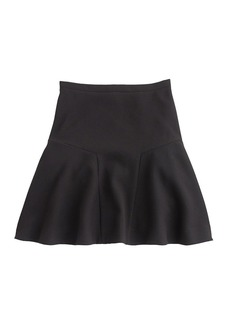 Plaza skirt in crepe