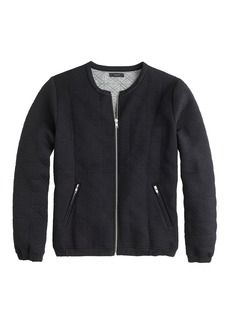 Quilted surf jacket
