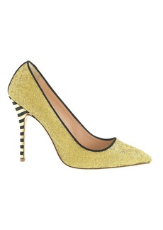 Roxie glitter pumps