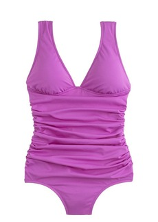 Ruched femme tank