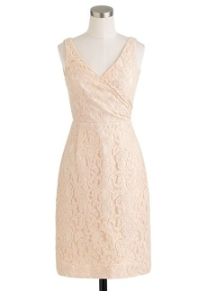 Sara dress in Leavers lace