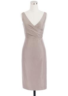 Sara dress in silk taffeta
