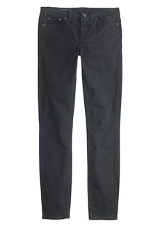 Sateen toothpick pant