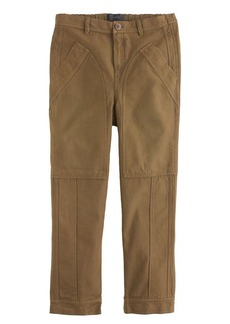 Seamed utility pant