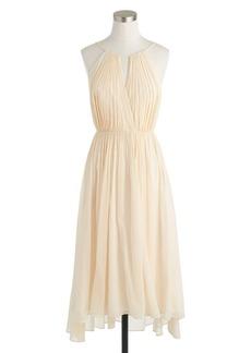 Selena dress in silk chiffon
