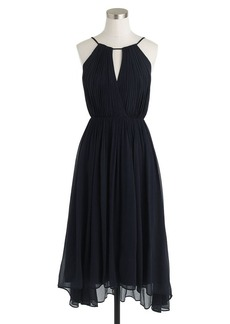 Selena dress in silk chiffon