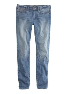 Selvedge toothpick jean in alton wash