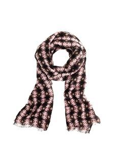 Shadow diamond scarf