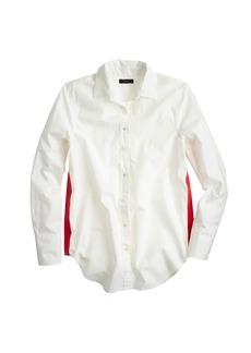 Side-stripe shirt