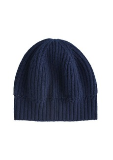 Slouchy cashmere hat