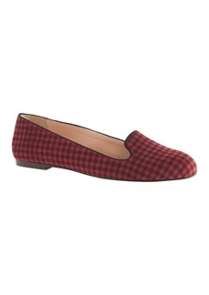 Sophie checkered loafers