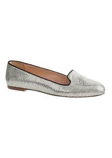 Sophie mermaid glitter loafers