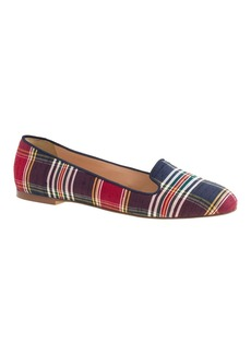 Sophie plaid loafers