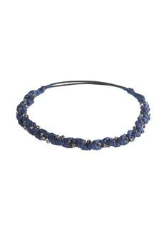 Sparkle braided headband