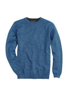 Sparkle crewneck sweater