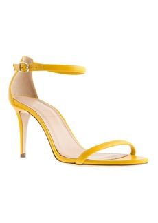 Strappy high-heel sandals