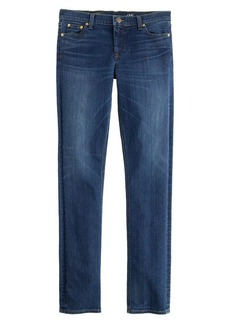 Stretch matchstick jean in dark Luella wash