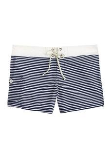 Stripe board short