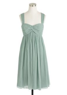Suzy dress in silk chiffon