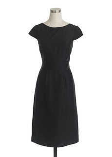 [cf]Tessa dress in slub silk