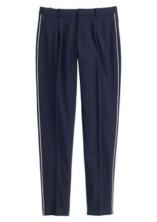 Tipped Marston pant in Italian stretch wool