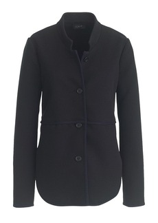 Tipped twill jacket