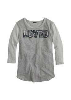 Toile loved tee