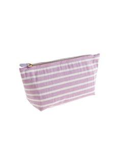 Travel zip pouch