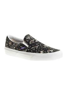 Unisex Vans® classic slip-on sneakers in liberty zodiac