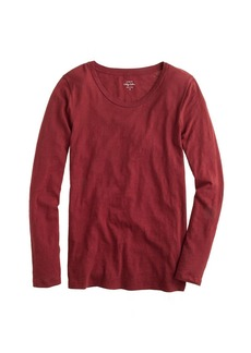 Vintage cotton long-sleeve tee