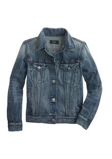 Vintage denim jacket in Melrose wash