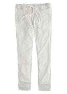 Whisper jersey leggings