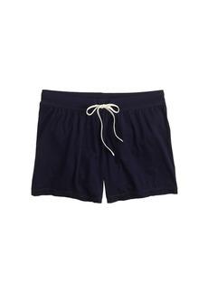 Whisper jersey short