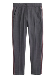 Women's Ludlow pant with sequin tuxedo stripe