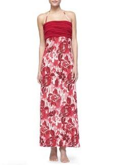Floral Dress/Skirt Coverup   Floral Dress/Skirt Coverup