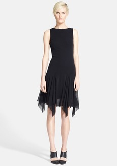 Jean Paul Gaultier Handkerchief Hem Tulle Dress