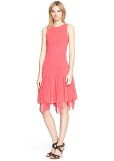 Jean Paul Gaultier Handkerchief Hem Tulle Dress (Nordstrom Exclusive)