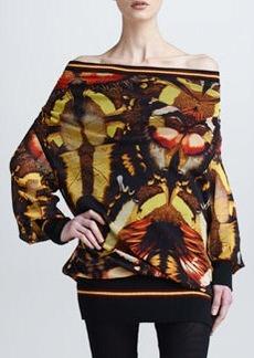 Jean Paul Gaultier Off-the-Shoulder Top