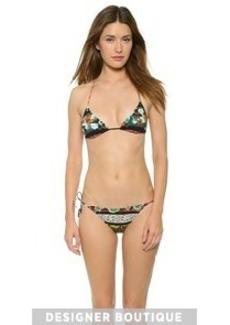 Jean Paul Gaultier Printed Bikini