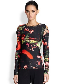 Jean Paul Gaultier Printed Pullover