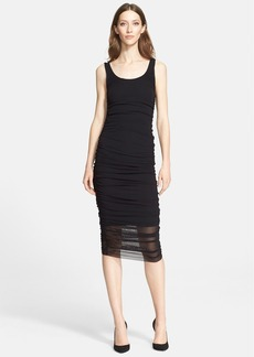 Jean Paul Gaultier Ruched Tulle Tank Dress (Nordstrom Exclusive)
