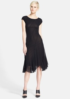 Jean Paul Gaultier Seamed A-Line Tulle Dress
